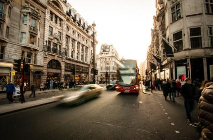 В Лондоне ограничат движение автомобилей в определённые дни