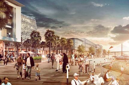 В Абу-Даби открыли спортивный курортный остров