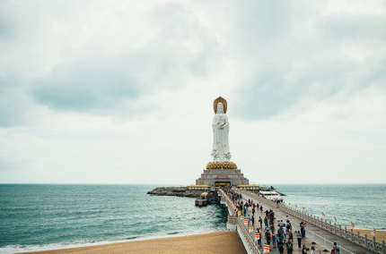 Курорты Китая предоставят туристам доступ к интернету