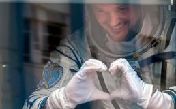Lufthansa добавила еду астронавтов в бортовое меню