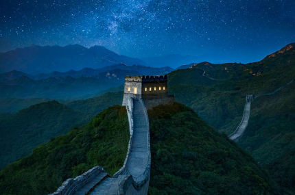 Airbnb предлагает апартаменты на Великой Китайской стене