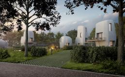 В Нидерландах построят жилой район с помощью 3D-принтера