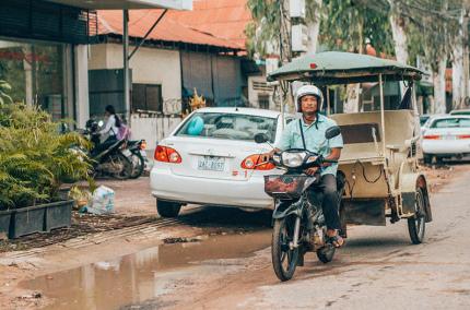 Названы лучшие и худшие страны для поездок на Uber