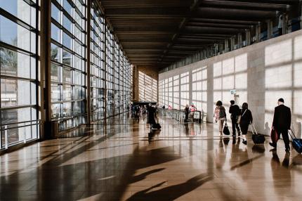 Названы самые грязные места в аэропортах