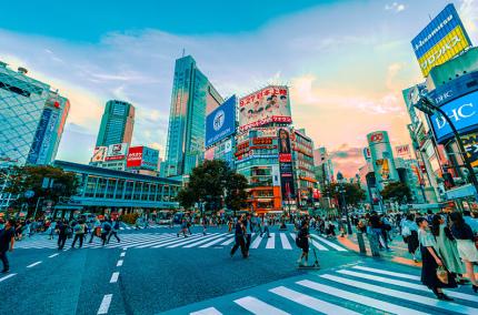 Жители Японии начнут борьбу с большим потоком туристов