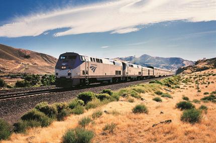Названы лучшие маршруты для путешествий на поезде