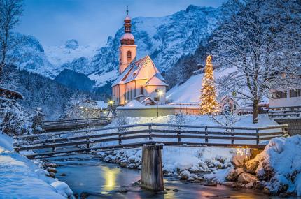 Опубликован список лучших рождественских ярмарок мира