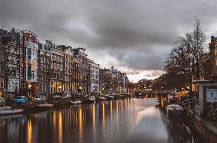 В центре Амстердама запретят Airbnb