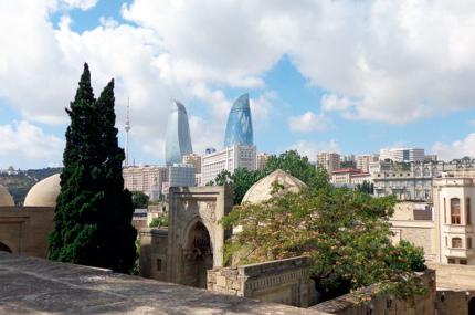 Азербайджан представил новый бренд-ID страны