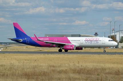 Wizz Air планирует расширение в Украине
