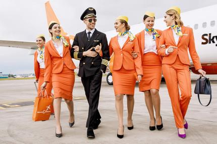 SkyUp начал продажу билетов на маршруты внутри Украины и за рубеж