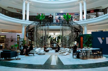 Британский стартап открыл коливинг в торговом центре