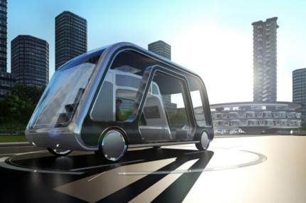 Канадский архитектор придумал отель-автомобиль