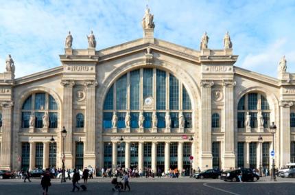 Air France открыл пункт сдачи багажа на вокзале в Париже