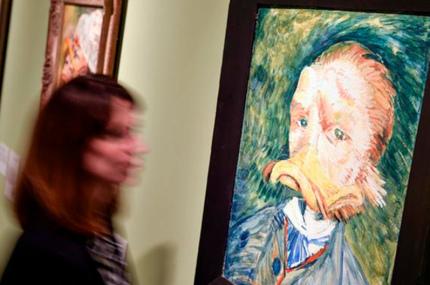 В музеях Германии запретили снимать экспонаты