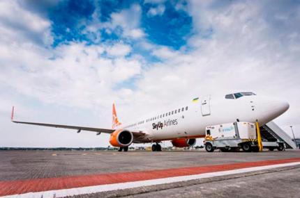 SkyUp готовит запуск новых маршрутов в Черногорию, Чехию, Албанию и Израиль