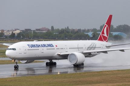 Turkish Airlines будет летать из Киева в Бодрум