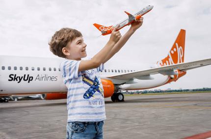 SkyUp запустит рейсы из Украины в Португалию