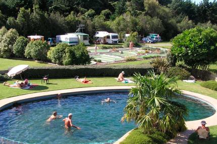 В Новой Зеландии продаётся парк для нудистов