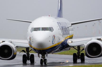 Ryanair начнёт летать из Таллинна в Берлин