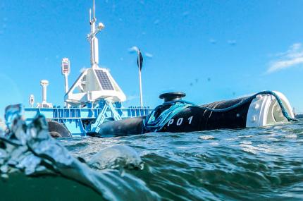Система очистки океана от пластика The Ocean Cleanup сломалась
