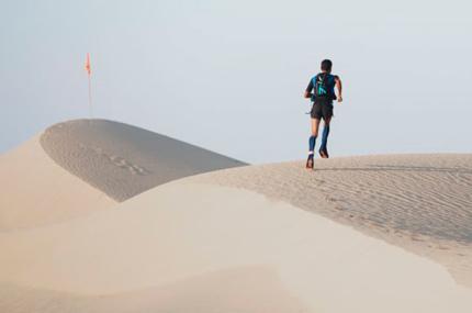 В Дубае прошел самый длинный ультрамарафон в пустыне