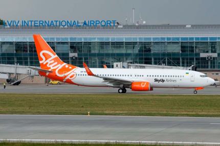 SkyUp планирует летать из Львова в Одессу