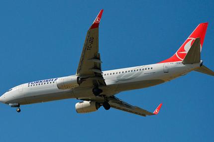 Turkish Airlines распродаёт билеты из Киева в США, Канаду и Азию