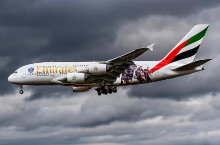 У Emirates изменилась норма провоза багажа