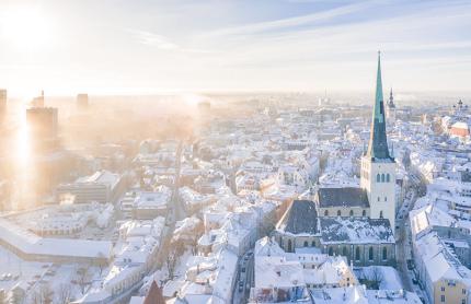 Маршрут поезда четырёх столиц хотят продлить до Таллинна к весне