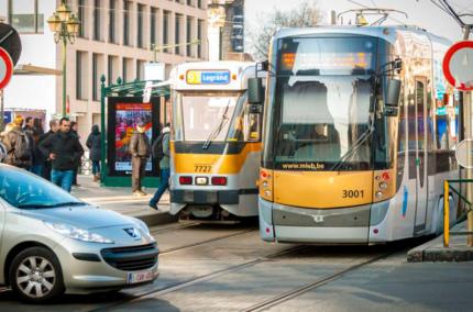Общественный транспорт в Брюсселе хотят сделать бесплатным
