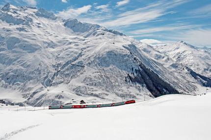 Названы самые живописные железнодорожные маршруты