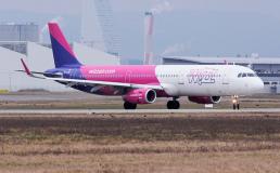 Wizz Air запустит два новых рейса из Киева в Грецию