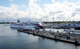 В порту Таллинна появится новый круизный терминал