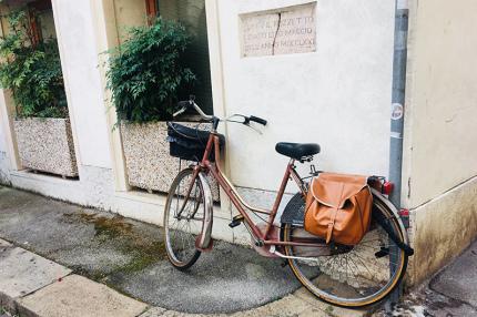 В Италии начали платить деньги за использование велосипедов