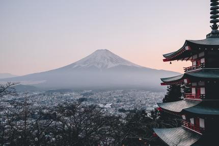 Из Токио на гору Фудзияма запустят прямой поезд
