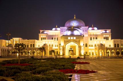 Президентский дворец в ОАЭ откроется для туристов