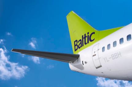 AirBaltic ввела увеличенную ручную кладь