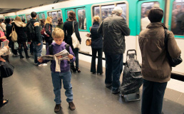 Общественный транспорт в Париже будет бесплатным для детей