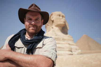 На канале Discovery в прямом эфире откроют египетский саркофаг