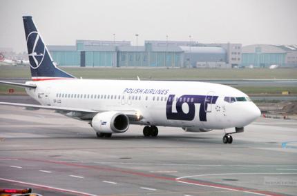 LOT будет летать из Варшавы на Шри-Ланку и в Индию