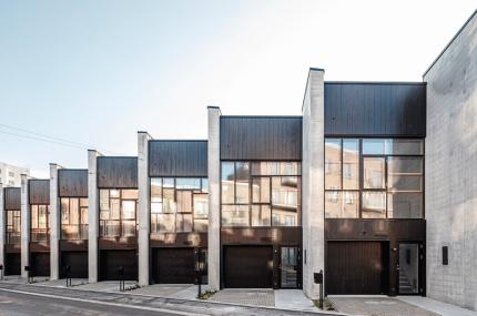 В Копенгагене из вторсырья построили жилой комплекс