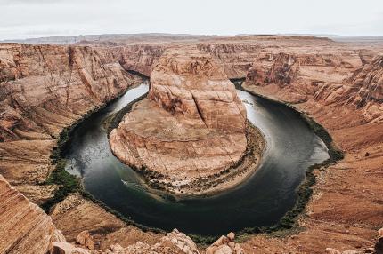 Посещение каньона Подковы будет стоить дороже