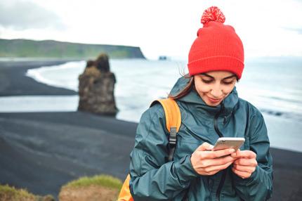 В Исландии создали сервис подсказок для туристов от местных жителей