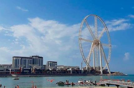 В Дубае откроют самое высокое колесо обозрения