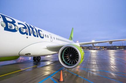 AirBaltic устроил распродажу билетов