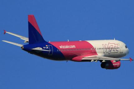 Wizz Air открыл новую базу в Кракове
