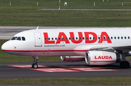 Laudamotion будет летать из Киева в Вену каждый день