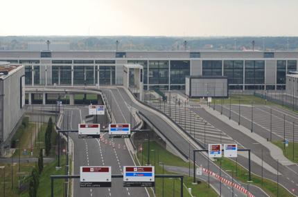 Аэропорт Берлин-Бранденбург собираются открыть в 2020 году