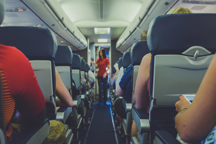 Бортпроводники рассказали каким должен быть идеальный пассажир
